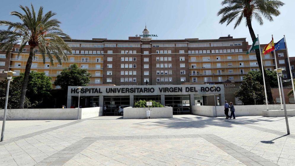 Foto: Hospital Virgen del Rocío de Sevilla. (EFE)