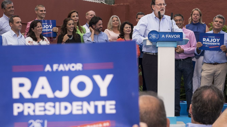 Rajoy rechaza toda opción en la que él no sea presidente del Gobierno: Es lo más sensato