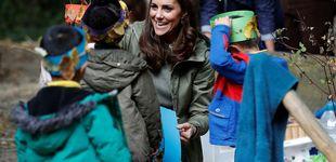 Post de El vídeo más cuqui de Kate Middleton con una niña en su último acto