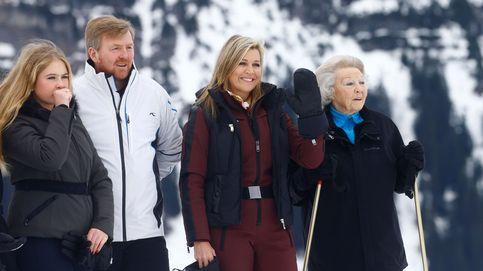 El 'no a la tala' de la familia real de Holanda en defensa de uno de sus palacios