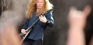 Post de Dave Mustaine cancela la gira de Megadeth por un cáncer de garganta