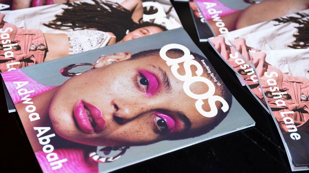 Foto: Revista 'Asos', en una imagen de archivo. (Getty)
