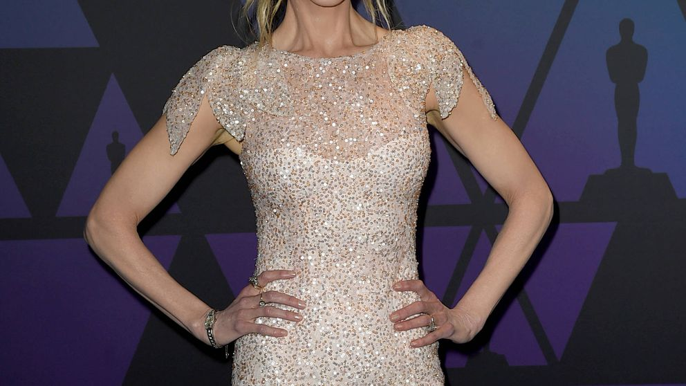 Nicole Kidman se viste de novia y Lady Gaga de funeral para la red carpet