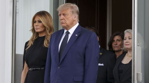 Donald Trump: las fotos del insólito funeral de su hermano (y un llamativo detalle)