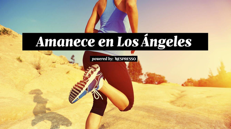 Foto: Empieza el día en las colinas de Hollywood, haciendo ejercicio como las estrellas de cine