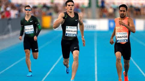 Hortelano bate el récord de 400: nada es imposible cuando se tiene tanta clase