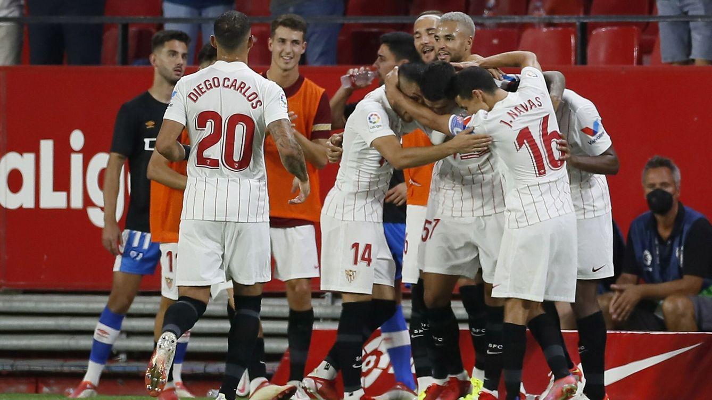 El Sevilla, ¿candidato a la Liga?: Le puede jugar de tú a tú cualquier equipo de Europa