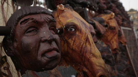 El altar de las calaveras: los caníbales contra Hernán Cortés
