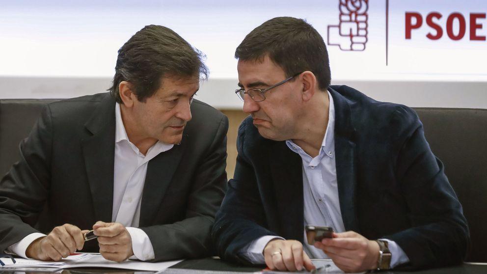 Un juez de Almería ve indicios de infracción penal en la gestora del PSOE