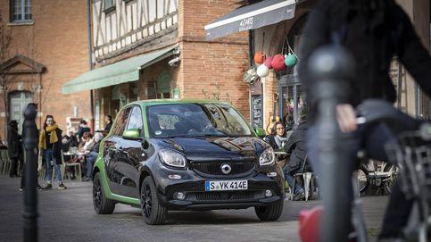Smart electric drive, ya está aquí la movilidad urbana del futuro