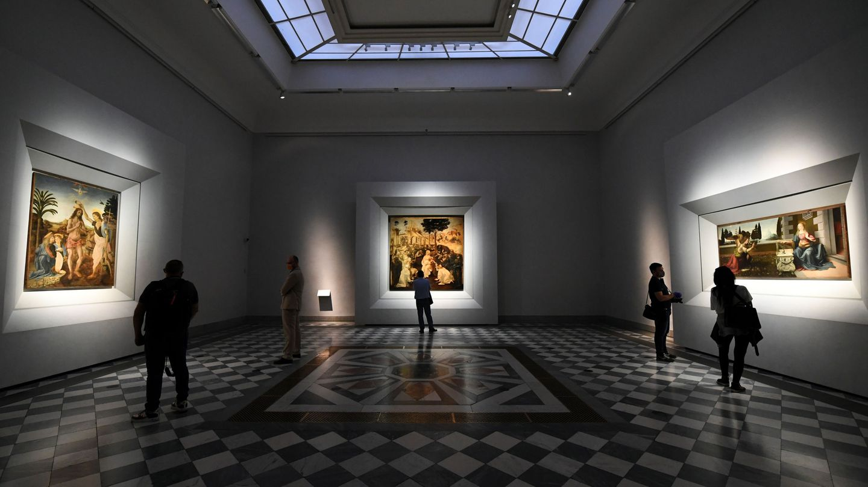 Reapertura de los museos en Florencia. (Reuters)
