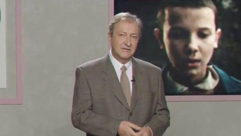 'Stranger Things': Paco Lobatón busca a Eleven en la última promo de Netflix