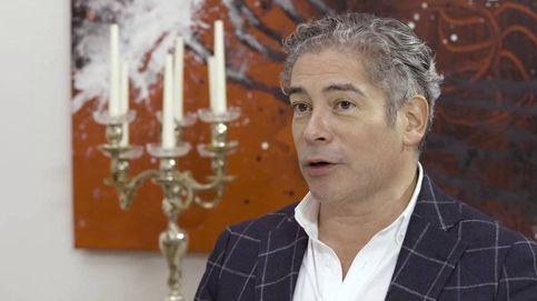 Boris desvela cómo surgió su primer desnudo en 'Crónicas Marcianas'