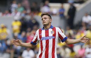 Saúl no encuentra su espacio con el Cholo e insiste en dejar el Atlético