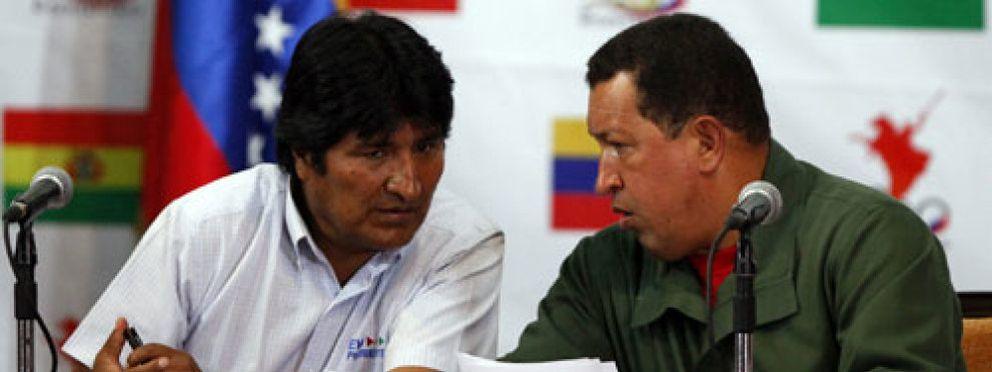Roban a Evo Morales el auto presidencial que le regaló Hugo Chávez