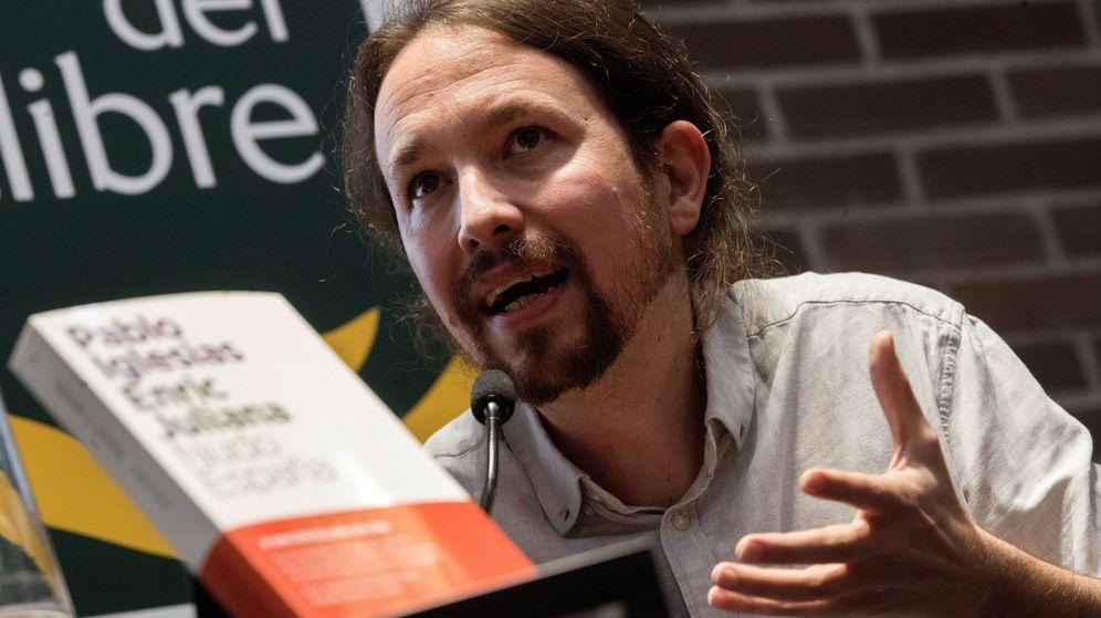 Foto: El vicepresidente segundo y líder de Podemos, Pablo Iglesias. (EFE)