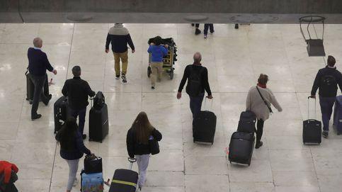 El aeropuerto de Barajas reanuda los vuelos tras cerrar por la presencia de drones