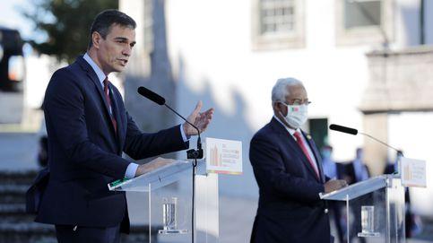 Sánchez reafirma el compromiso con Portugal al tren vía Extremadura y Galicia