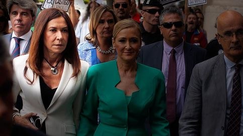 Marisa González, la mujer que hay detrás de Cristina Cifuentes