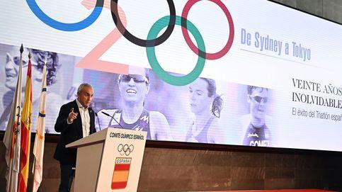 Video en directo | Despedida del equipo olímpico español que participará en Tokio 2020