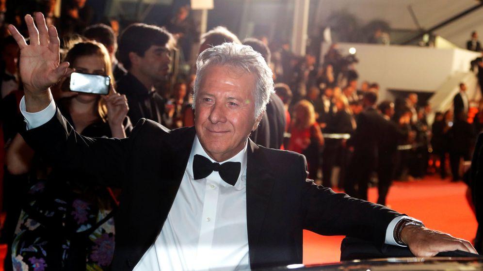 Foto: El actor Dustin Hoffman en el Festival de Cannes el pasado mayo. (Reuters)