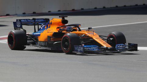 Fórmula 1 en directo: la clasificación del Gran Premio de Azerbaiyán con Carlos Sainz