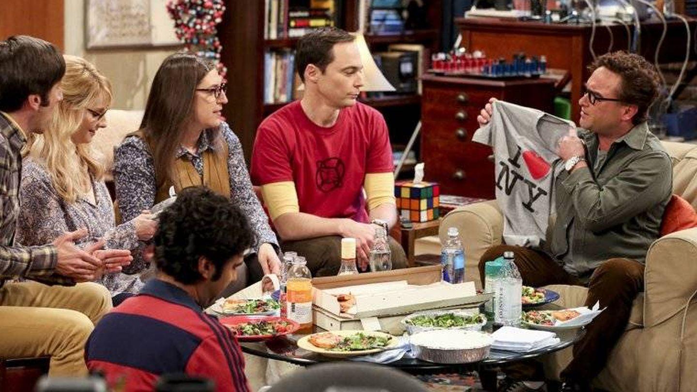 Imagen de la última temporada de 'The Big Bang Theory'. (CBS)