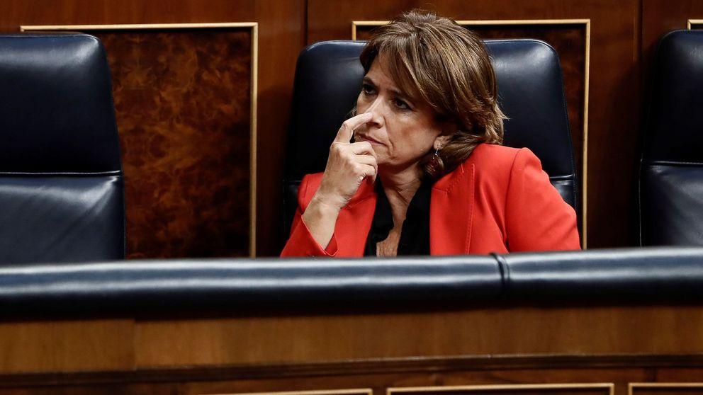 El PP añade el caso Villarejo para que el Senado repruebe a Delgado este martes