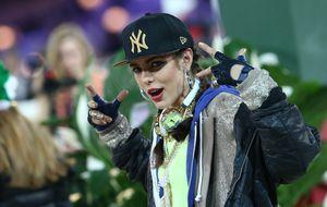 Carlota se disfraza de rapera en un torneo hípico organizado por Gucci