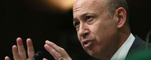 El consejero delegado de Goldman Sachs casi duplicó su retribución en 2010