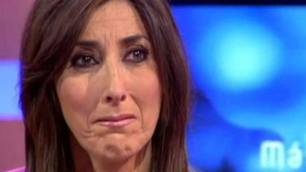 Paz Padilla se rompe por la muerte de Chiquito de la Calzada