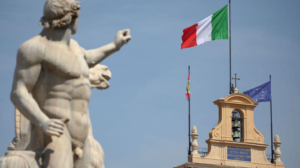 Bruselas activa el plan para sancionar a Italia por su elevada deuda pública