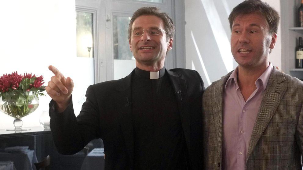 Ese cura gay que sonroja al Vaticano