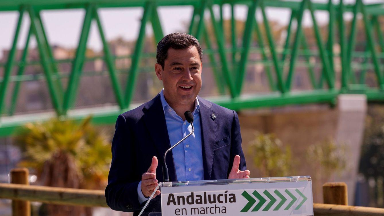 El PP retoma un acuerdo a cuatro bandas en Andalucía para superar la crisis interna