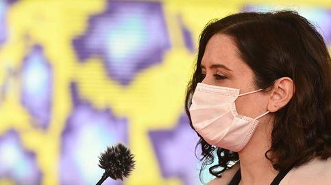 Ayuso aplaude al delegado del Gobierno por prohibir las manifestaciones del 8-M en Madrid