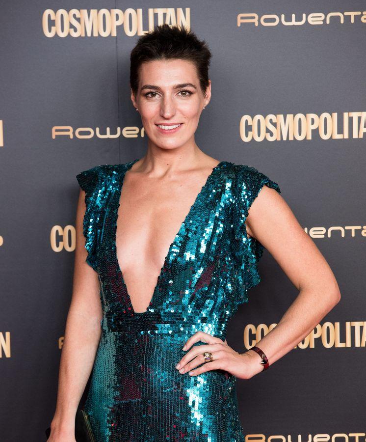 Foto: Eugenia Osborne en los Premios Cosmopolitan 2018. (Cordon Press)