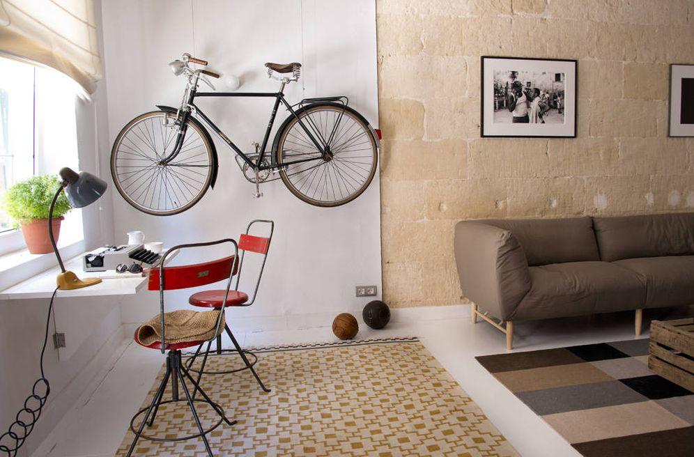 Foto: El Petit Maó, en Menorca, te propone un estilo nuevo en una casa 'vieja'.