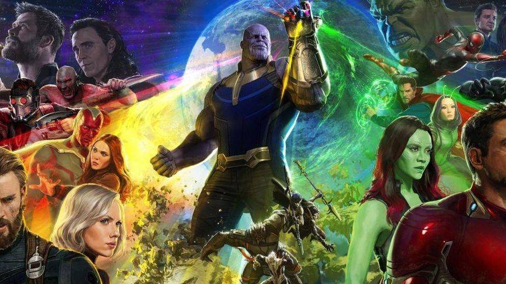 Foto: 'Vengadores: Infinity War' ha intentado por todos los medios evitar la filtración de las claves de su argumetno. (Marvel)