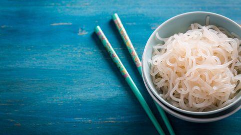 El konjac: como la pasta pero sin carbohidratos, grasa ni calorías