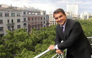 Rosell empuja a Laporta a las elecciones del Barcelona en 2016
