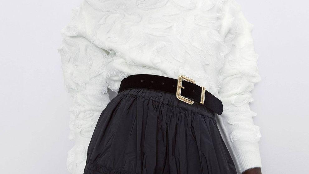 Este jersey de Zara, que ha agotado ya su stock, es elegante y original