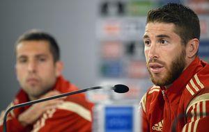 Ramos: Del Bosque es el que sabe si debe hacer muchos cambios o no