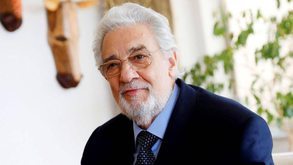 Foto: Plácido Domingo en una imagen de archivo.(Reuters)