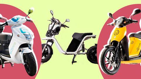He probado las motos eléctricas compartidas que invaden la ciudad y estas son las mejores