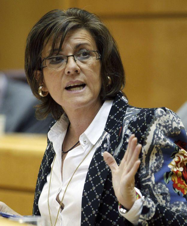 Foto: La senadora del PP María del Mar Angulo. (EFE)