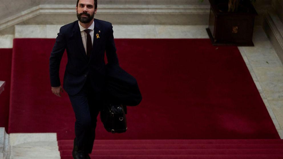 Torrent rechaza tramitar la reforma que permitiría investir a distancia a Puigdemont