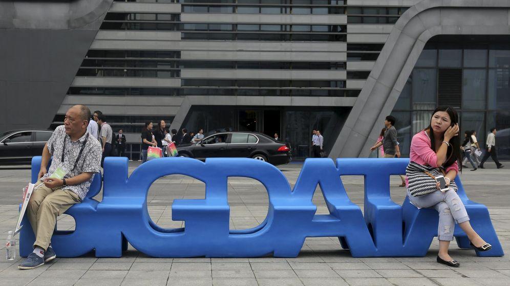 Foto: Exposición sobre el Big Data celebrada el pasado año en Guiyang (China). (Reuters)