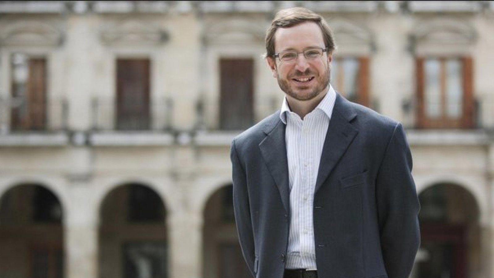 Foto: Javier Maroto, en una imagen de archivo (Partido Popular)