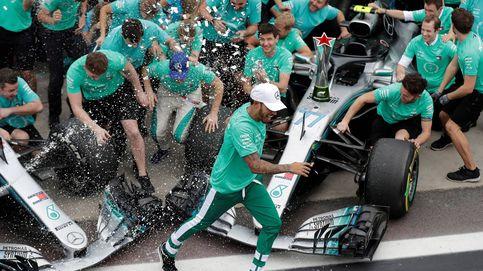 Fiesta para Hamilton