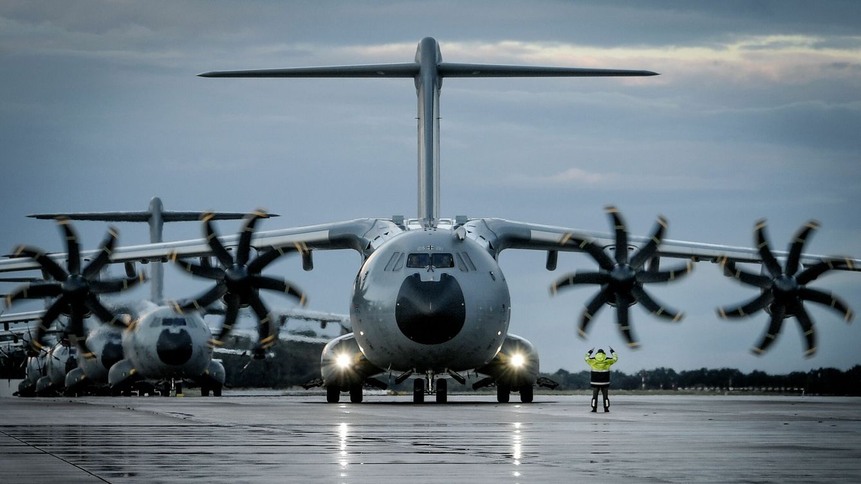 Cómo los A400M les han cerrado la boca a los expertos militares y nos han salvado en Kabul